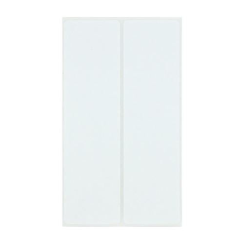 Frankieretiketten doppelt 163x45mm weiß 5842 (SCH=1000 STÜCK) Produktbild Additional View 1 L