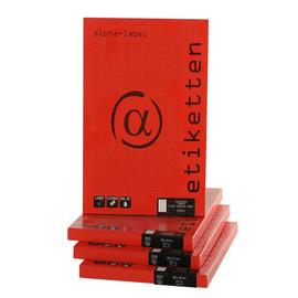 Etiketten Inkjet+Laser+Kopier 105x148mm auf A4 Bögen weiß 5924 (PACK=400 STÜCK) Produktbild