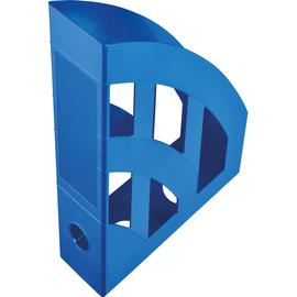Stehsammler Economy 75x243x315mm blau Kunststoff Helit H2361034 Produktbild