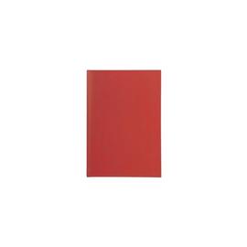 Buchkalender 2020 A5 15x21cm 1Tag/1Seite rot wattiert Zettler 873-001 Produktbild