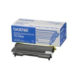 Toner für HL2030/2040/Fax-2820 2500Seiten schwarz Brother TN-2000 Produktbild