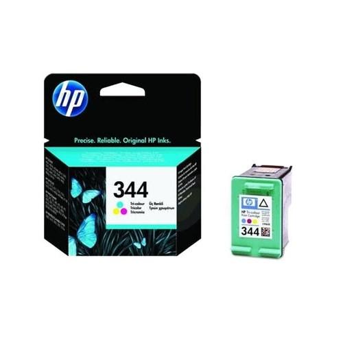 Tintenpatrone 344 für HP DeskJet 5740/6620/6940 14ml farbig HP C9363EE Produktbild Front View L
