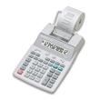 Tischrechner 12-stelliges LC-Display 150x230x51,5mm zweifarbiger Druck Batteriebetrieb Sharp EL-1750V Produktbild