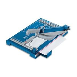 Schneidemaschine mit Hebel Schnittlänge 360mm, Schnitthöhe 4,5mm blau Dahle 00564 Produktbild