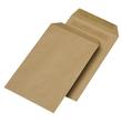 Versandtasche ohne Fenster C4 229x324mm selbstklebend 90g braun Natron (PACK=250 STÜCK) Produktbild