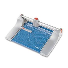 Schneidemaschine Roll- & Schnittschneider Schnittlänge 360mm, Schnitthöhe 3,5mm blau Dahle 00440 Produktbild
