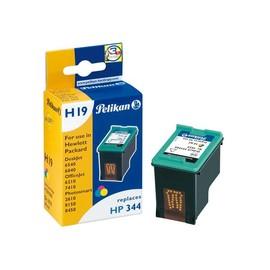 Tintenpatrone Gr. 1025 (C9363EE) für DeskJet 5740/6620/6940 14ml farbig Pelikan 351586 Produktbild