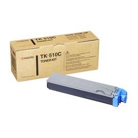 Toner TK-510C für FS-C5020N/5025N/5030 8000Seiten cyan Kyocera 1T02F3CEU0 Produktbild
