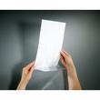 Tischaufsteller klappbar für einseitige Präsentation A5 glasklar Hartplastik Sigel TA161 (PACK=2 STÜCK) Produktbild Additional View 4 S
