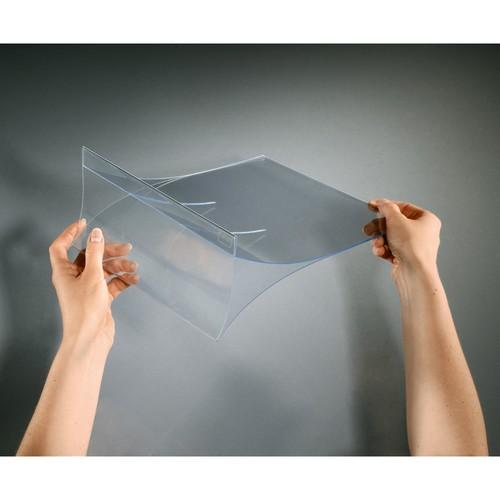 Tischaufsteller klappbar für einseitige Präsentation A4 glasklar Hartplastik Sigel TA160 (PACK=2 STÜCK) Produktbild Additional View 2 L