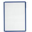 Sichttafeln SHERPA A4 für Tafelträger dunkelblau Durable 5606-07 (PACK=5 STÜCK) Produktbild Additional View 1 S