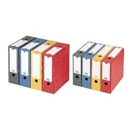 Archiv-Ablagebox 80 325x265x80mm blau/weiß Karton Nips 152569411 Produktbild
