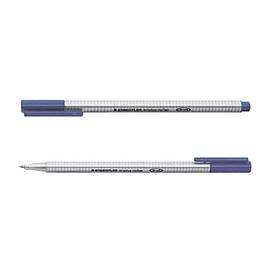 Tintenroller Triplus 403 0,4mm Dreikant blau Staedtler 403-3 Produktbild