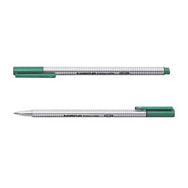 Tintenroller Triplus 403 0,4mm Dreikant grün Staedtler 403-5 Produktbild