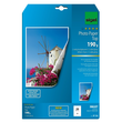 Fotopapier Inkjet Top A4 190g hochweiß high-glossy beidseitig Sigel IP720 (PACK=20 BLATT) Produktbild Additional View 1 S