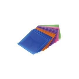 CD/DVD Schutzhülle farbig sortiert Plastik Hama 00051068 (PACK=100 STÜCK) Produktbild