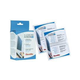 Bildschirmreinigungstücher für TFT + LCD + Notebook feucht/trocken Cleanlike 299311210 (PACK=10 STÜCK) Produktbild