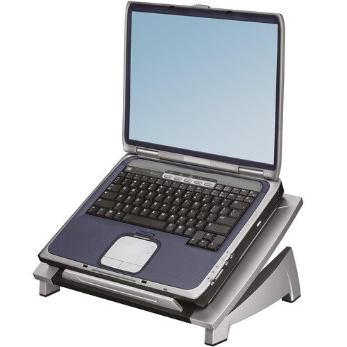 Notebookständer Office Suites 38,4cm x 16,5cm x 29 cm anthrazit/silber Fellowes 8032001 Produktbild