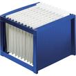 Hängeregistraturgestell 360x380x272mm blau/blau Helit H6110034 Produktbild