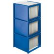 Hängeregistraturgestell 360x380x272mm blau/blau Helit H6110034 Produktbild Additional View 1 S