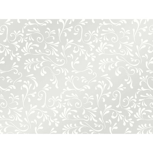 Transparentpapier Roma 50x70cm weiß Heyda 20-4879540 Produktbild Front View L