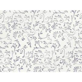 Transparentpapier Roma 50x70cm silber Heyda 20-4879541 Produktbild