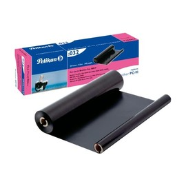 Thermotransferrolle Gr. 2032 schwarz 217mm x 115m Pelikan 559074 Produktbild