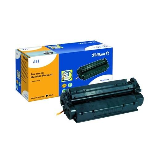 Toner Gr. 1111 (Q2624A) für LaserJet 1150 3000Seiten schwarz Pelikan 623676 Produktbild Front View L