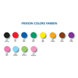 Fasermaler FriXion Color Rundspitze orange Pilot SW-FC-O Produktbild Additional View 2 S