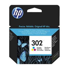 Tintenpatrone 302 für HP OfficeJet 3800 165Seiten farbig HP F6U65AE Produktbild