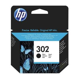 Tintenpatrone 302 für HP OfficeJet 3800 190Seiten schwarz HP F6U66AE Produktbild