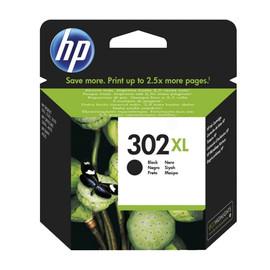 Druckkopfpatrone 302XL für HP DeskJet 1110/2130 schwarz HP F6U68AE Produktbild