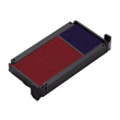 Ersatz-Stempelkissen blau-rot Trodat 6/4912/2 Produktbild
