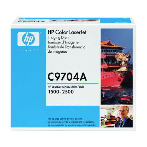 Trommel 121A für Color Laserjet 1500/2500 20000Seiten HP C9704A Produktbild Front View L