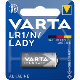 Batterie Professional Lady LR1 1,5V 880mAh Varta 4001 Produktbild