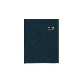 Wochenbuch 2022 A4 21x26,5cm 1Woche/2Seiten blau wattiert Zettler 728-0015 Produktbild