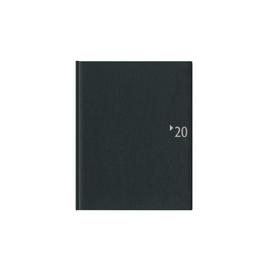 Wochenbuch 2020 A4 21x26,5cm 1Woche/2Seiten anthrazit wattiert Zettler 739-2621 Produktbild