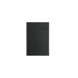 Wochenbuch 2020 A5 15x21cm 1Woche/2Seiten schwarz wattiert Zettler 766-0020 Produktbild