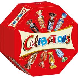 Schokoladenmischung Celebrations (PACK=186 GRAMM) Produktbild