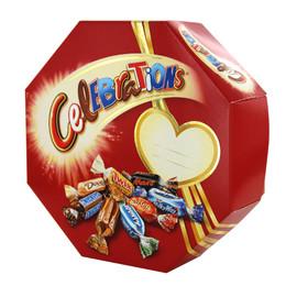 Schokoladenmischung Celebrations 875535 (PACK=186 GRAMM) Produktbild