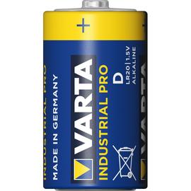 Batterien High Energy Mono D Industrial 1,5V 16500mAh Varta 4020 (PACK=20 STÜCK) Produktbild