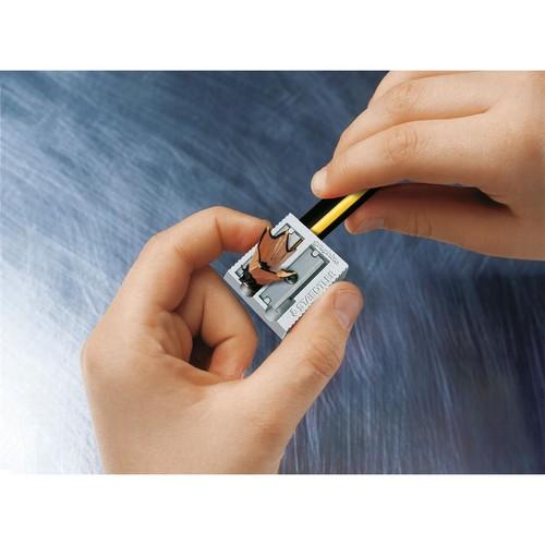 Bleistift Noris ergo soft jumbo 153 dreikant Staedtler 153-2B Produktbild Additional View 3 L