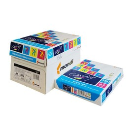 Kopierpapier Color Copy A4 350g weiß 461385 (PACK=125 BLATT) Produktbild