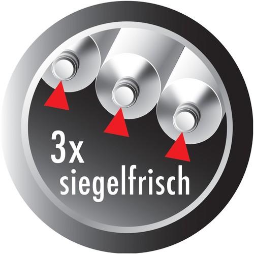 Klebstoff Sekundenkleber minis 3x1g Tube in der Aufbewahrungsbox UHU 45415 (PACK = 3 STÜCK Á 1 GRAMM) Produktbild Additional View 1 L