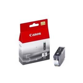Tintenpatrone PGI-5BK für Canon Pixma IP4200/5200/MP500 26ml schwarz Canon 0628b001 Produktbild