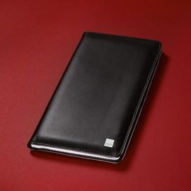 Visitenkartenmappe Torino für 120Karten schwarz Leder Sigel VZ202 Produktbild