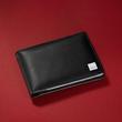 Visitenkartenmappe Torino für 40Karten schwarz Leder Sigel VZ201 Produktbild