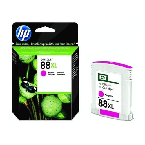 Tintenpatrone 88XL für HP OfficeJet K550/K5400/K8600 17ml magenta HP C9392AE Produktbild Front View L