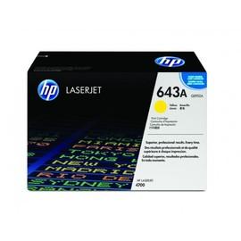 Toner 643A für Color LaserJet 4700 10000Seiten yellow HP Q5952A Produktbild