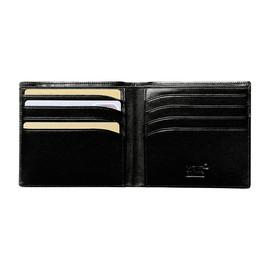 Brieftasche Meisterstück schwarz Leder 8cc Montblanc 7163 Produktbild